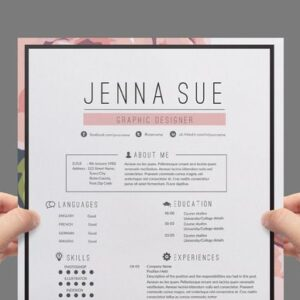 resume package#